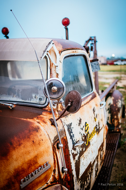 Tow truck, Shamrock