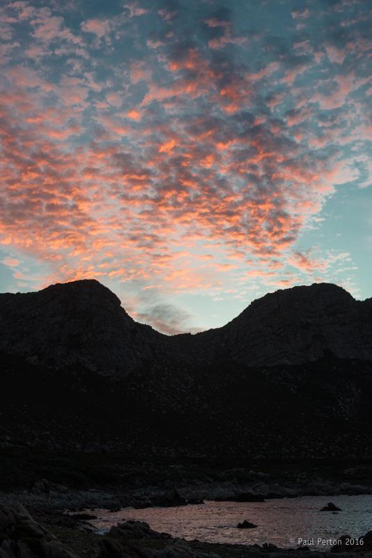 Sunrise clouds - Nikon D800, Nikkor 50mm f1.4