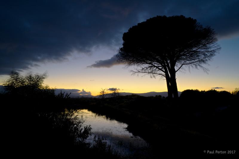 Sunrise near Rooisand, Nikkor 28mm f2.8