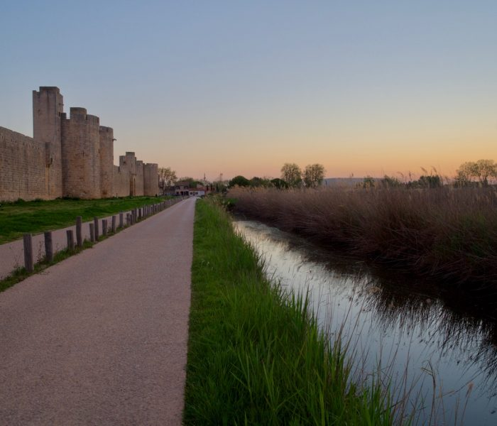 #582. Un-destination photography in Aigues-Mortes, France