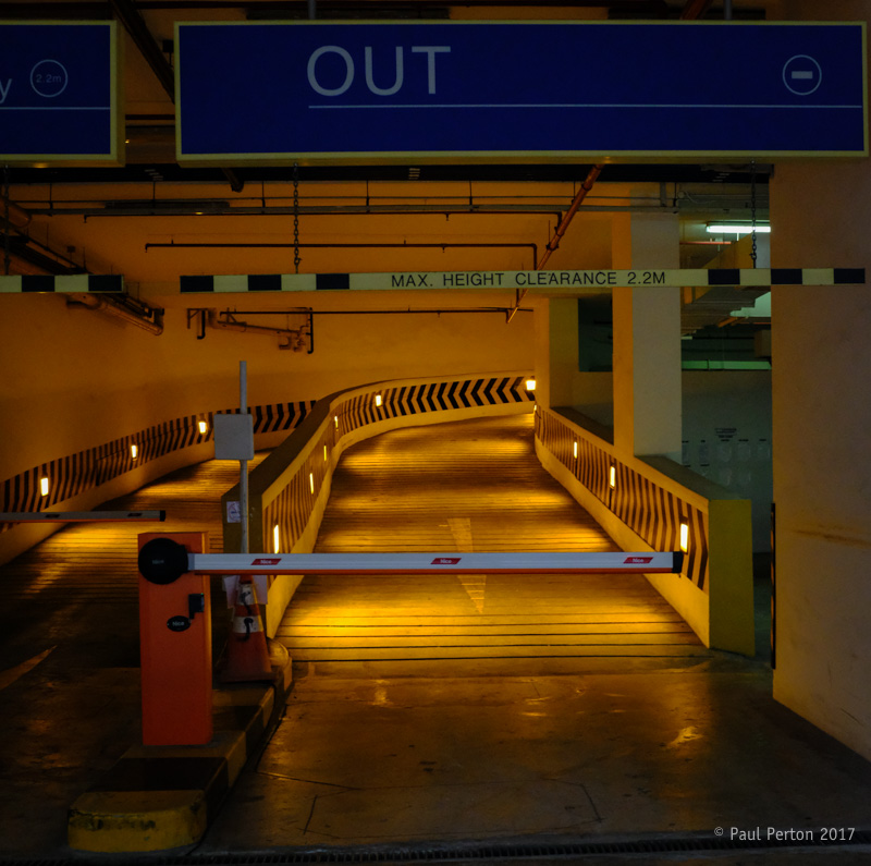 Car park, Robertson Quay