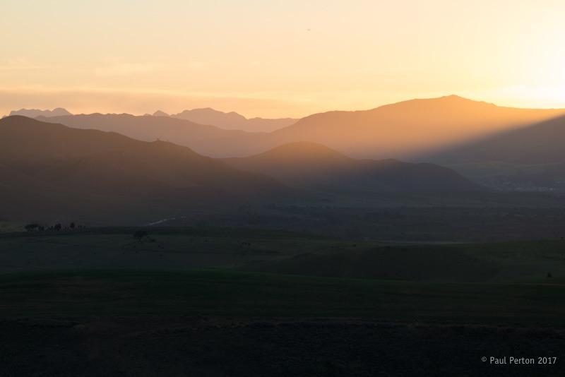Saturday sunset - Paul Perton