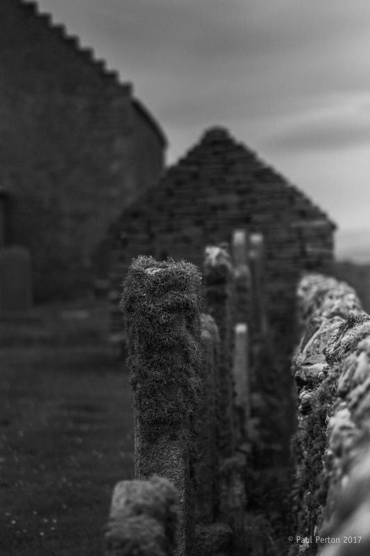 Tombstone at Cornquoy. X-Pro2.