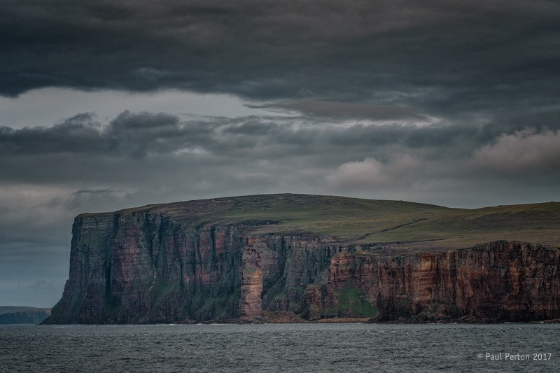 The Old Man of Hoy. X-Pro2.