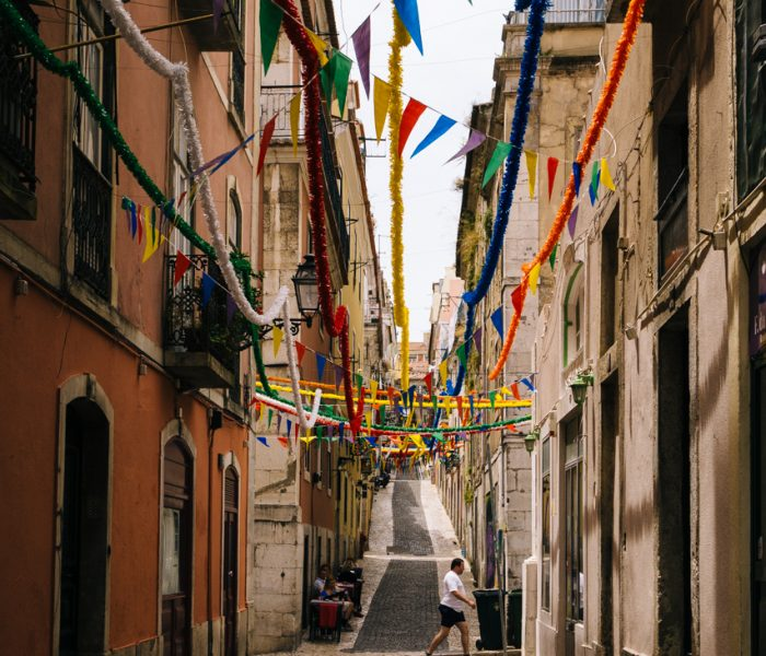 #651. Best city for street photography: Lisbon *