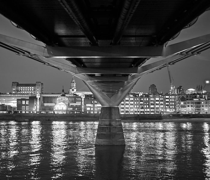 #677. London in B&W