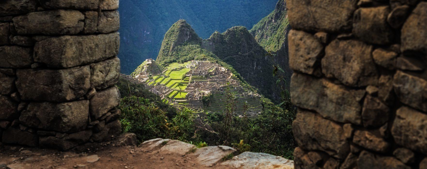 #668. Machu Picchu Postcards