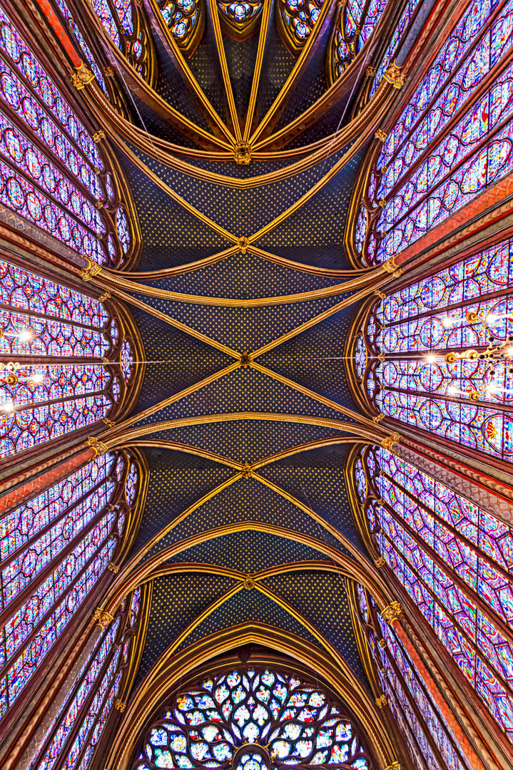 Sainte Chapelle - Dallas Thomas