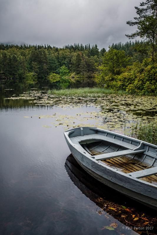 Loch Farr - Paul Perton