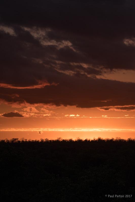 Kruger Park @ 18:16 - Paul Perton