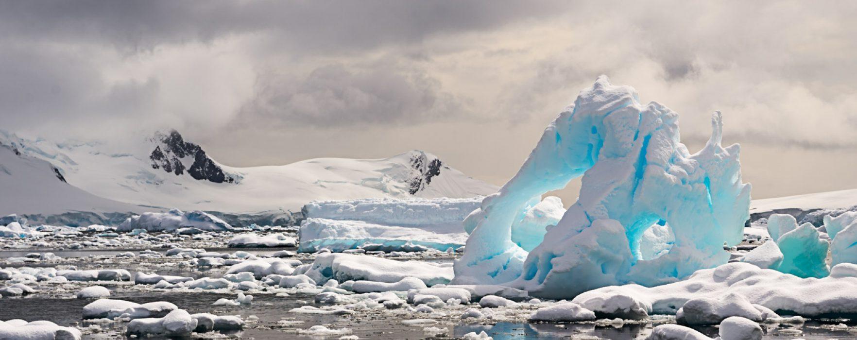 #688. Photographing Antarctica