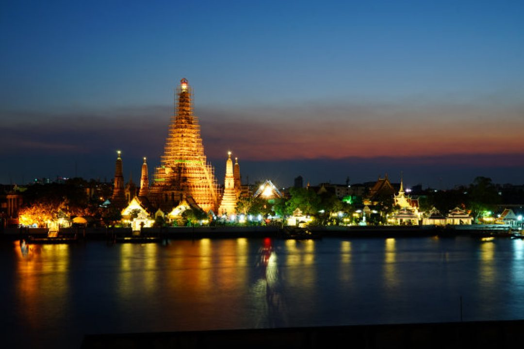 #723. Travel and Street Photography in Bangkok: Get Lost!