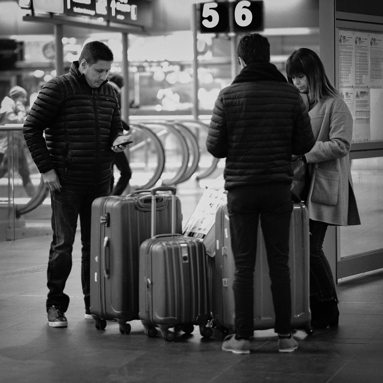 Hauptbahnhof - Berlin
