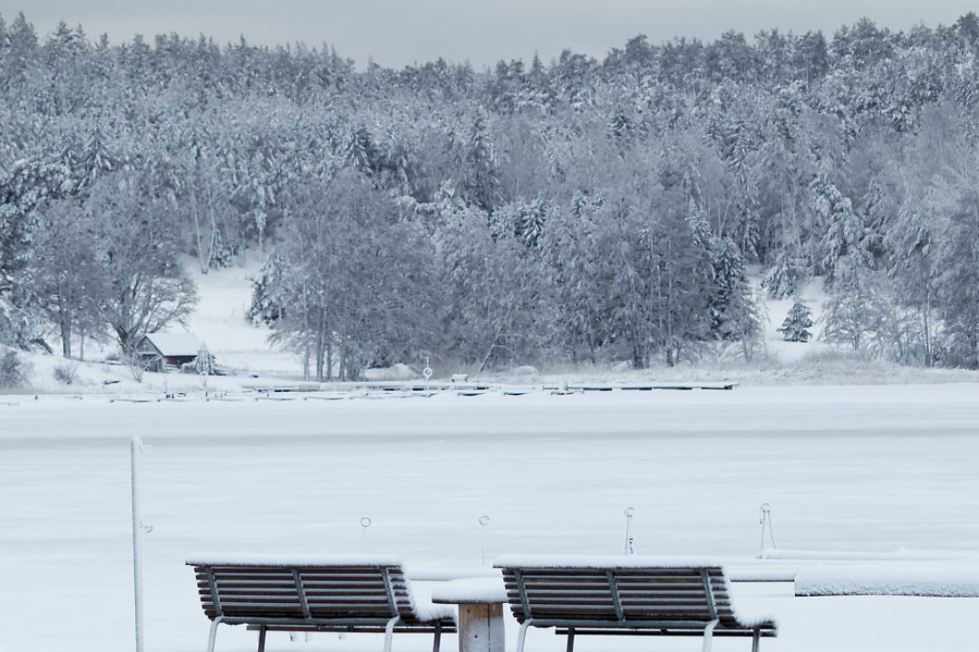 #820. An Un-light winter post