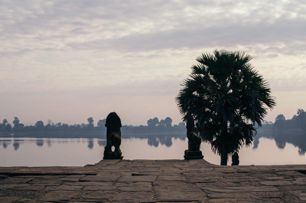 Srah Srang water reservoir, Angkor